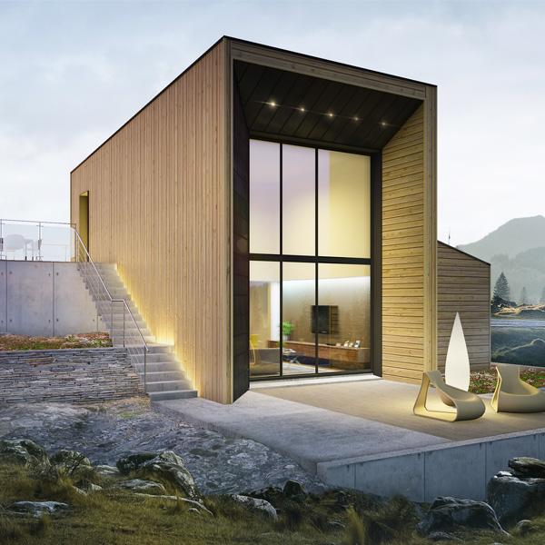 Villa S Designer - 90 m²