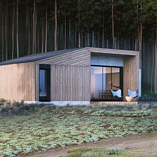Villa XS Designer - 70 m²