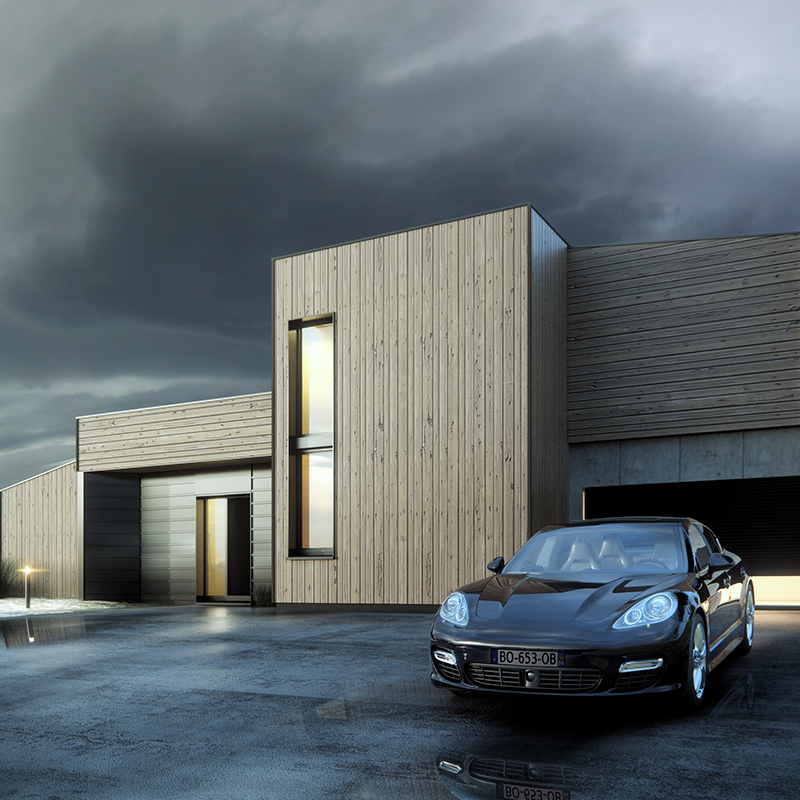 Villa L Designer - 149 m²