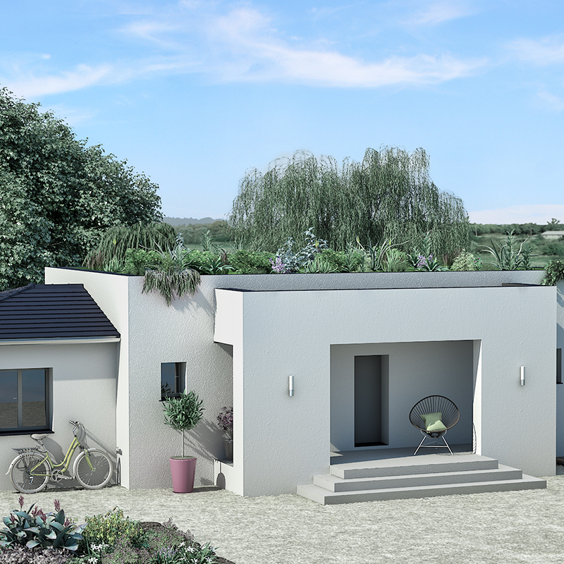 Villa S PP Tradition - 111 m²