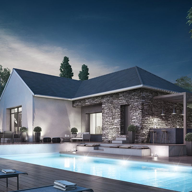 Villa M PP Tradition - 140 m²