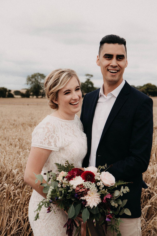Sarah Longworth wedding photography