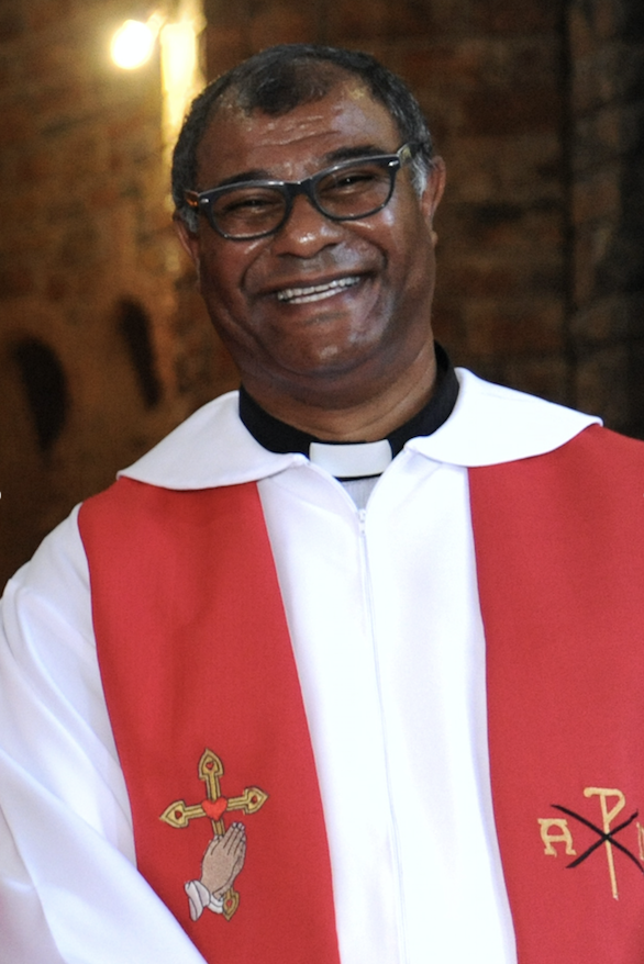 Our College Chaplain - Rev. Gradwell Fredericks