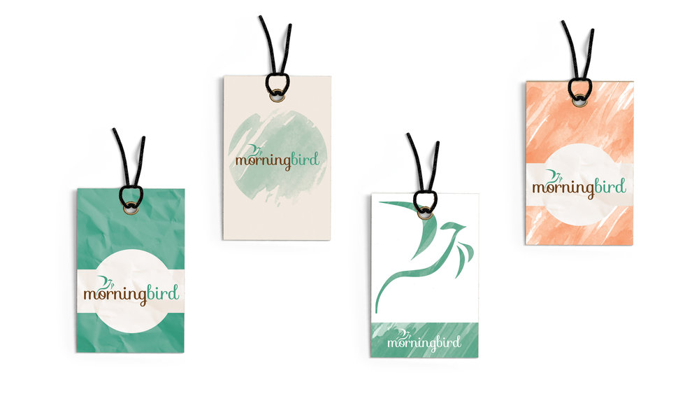 Logo design, branding