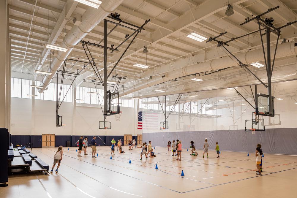 SKRC Gymnasium