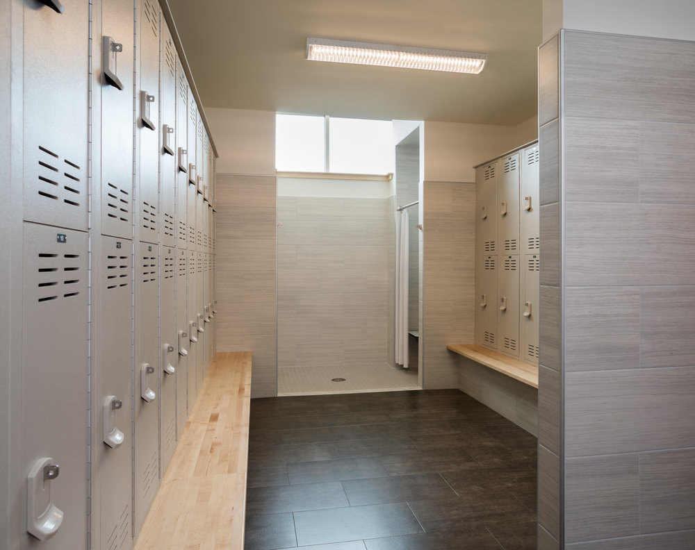 SKRC Locker Facilities
