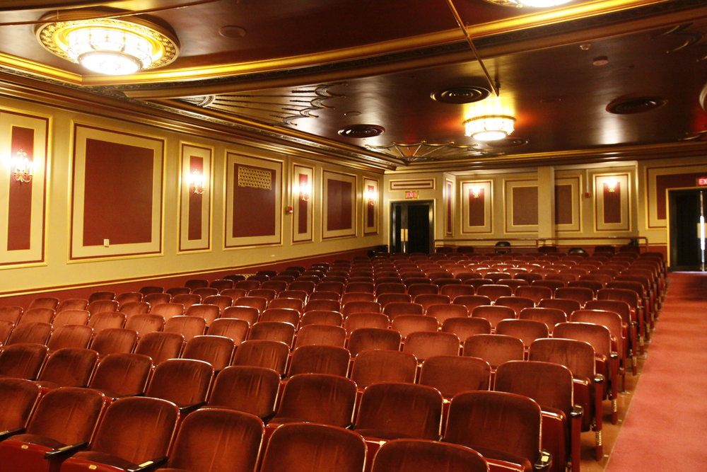 The Veterans Auditorium Restoration