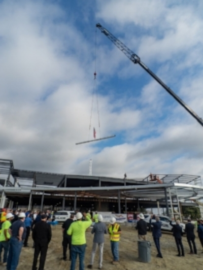 Topping Off October 1, 2018
