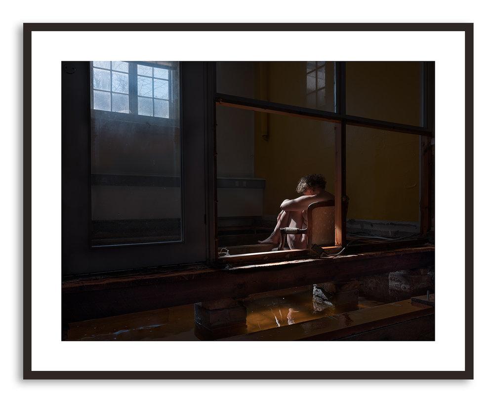 Big Sleep no.15  84 x 106 cm
