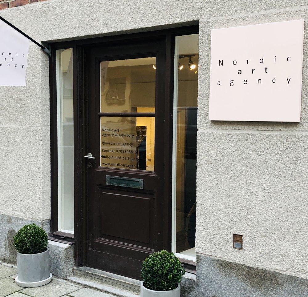 Nordic Art Agency, Malmö