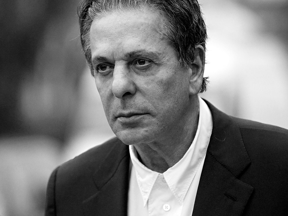 Charles Saatchi, born in 1942 in Bagdad to Iranian parents who laters settled in London