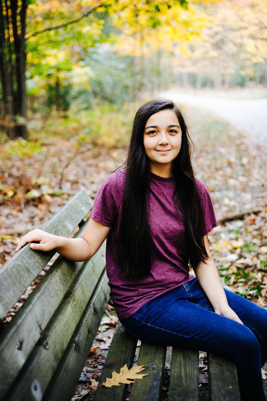 Michigan Senior Photographer