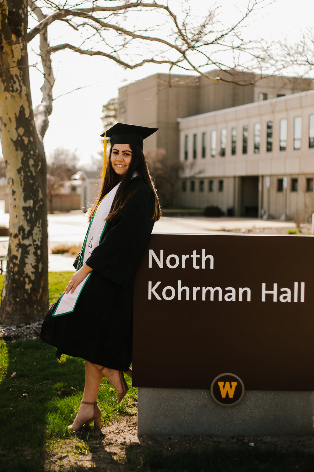 Western Michigan University Kohrman Hall