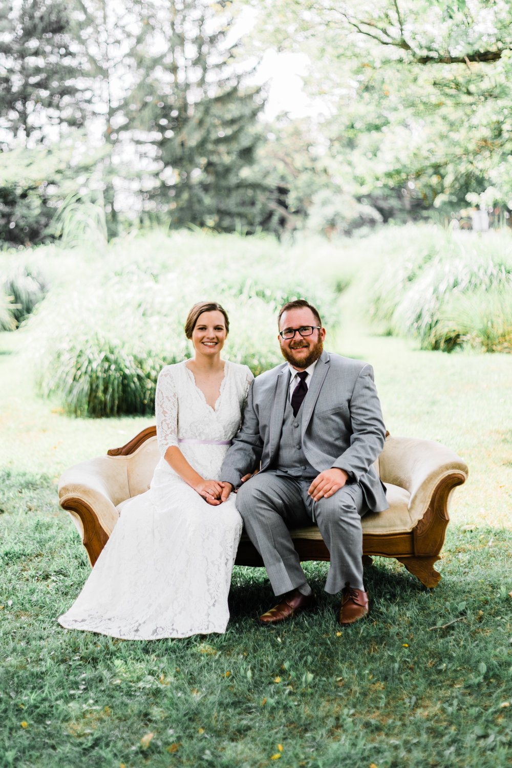 West Michigan Wedding Photographer | Res Les Farms