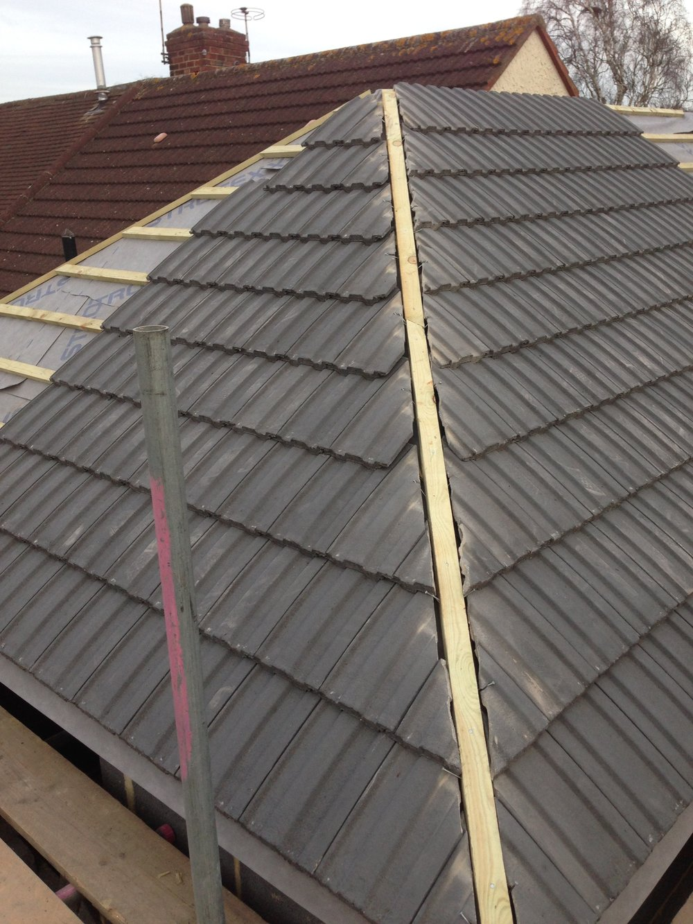 Tiled roof Sidcup