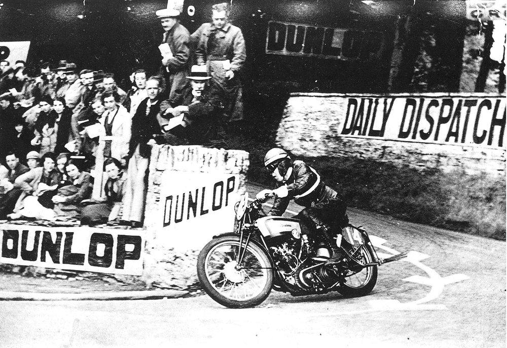 Engleska TT, 1936