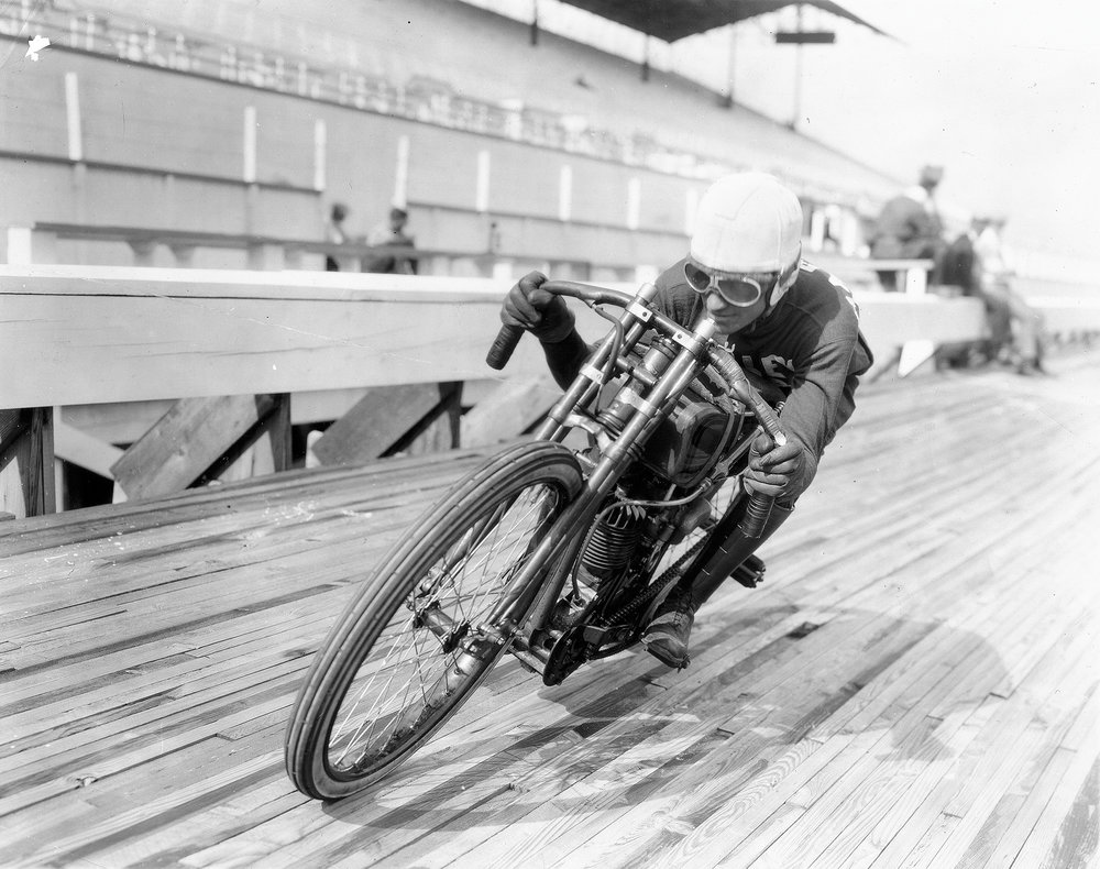 Photo courtesy Harley-Davidson archive