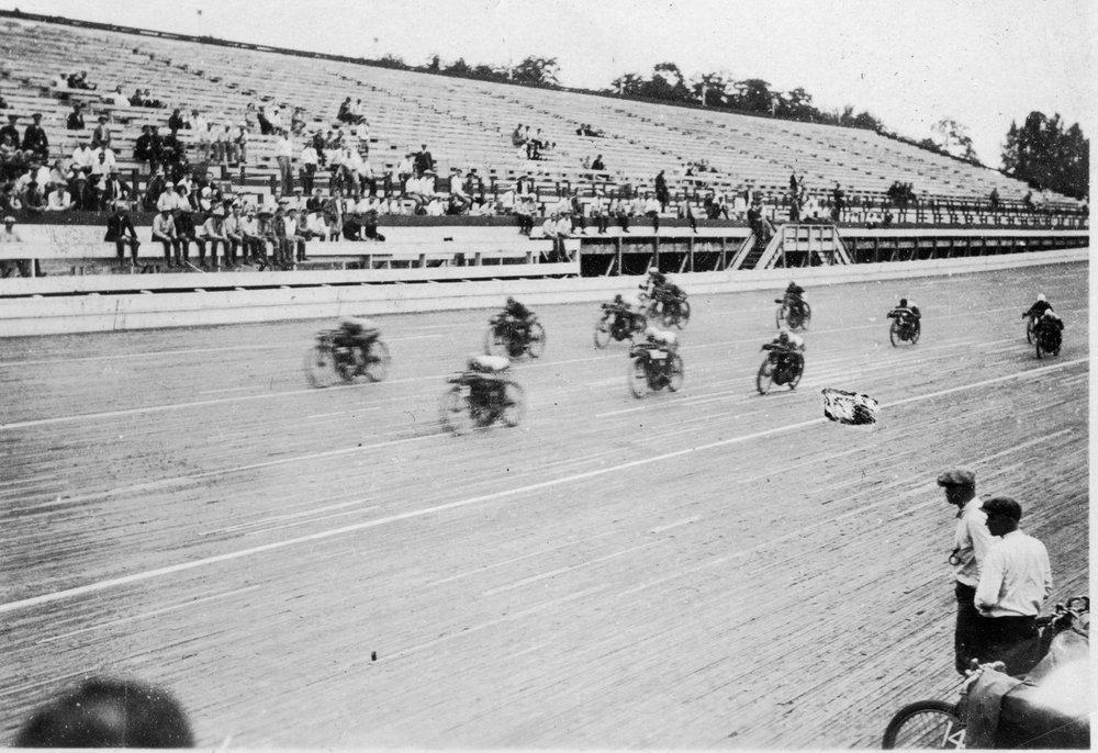 Photo courtesy AMA Motorcycle Hall of Fame