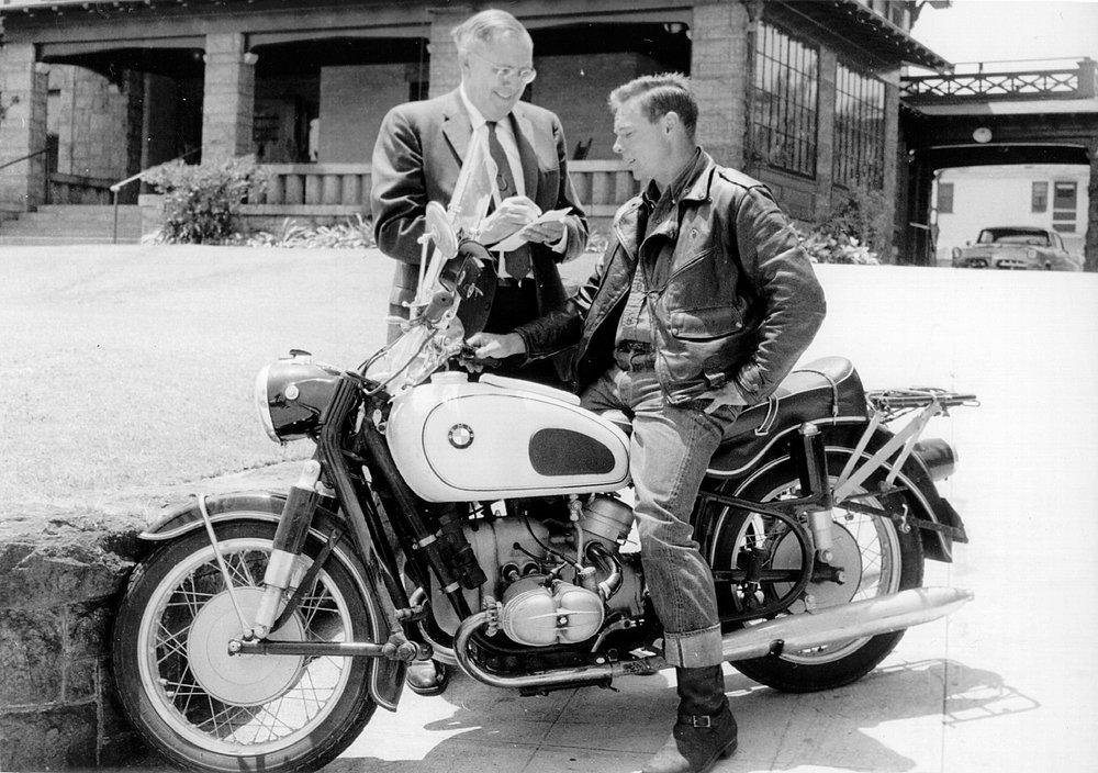 John_1959 with Floyd Clymer_post ride.jpg