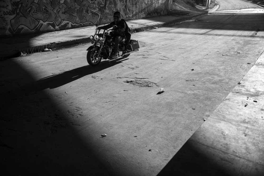 2065e39be6cf1 Sascha never saw the accident. He didn t see me tumble across the road  while his Street Glide turned into scrap metal. He didn t see me roll with  the scrap ...