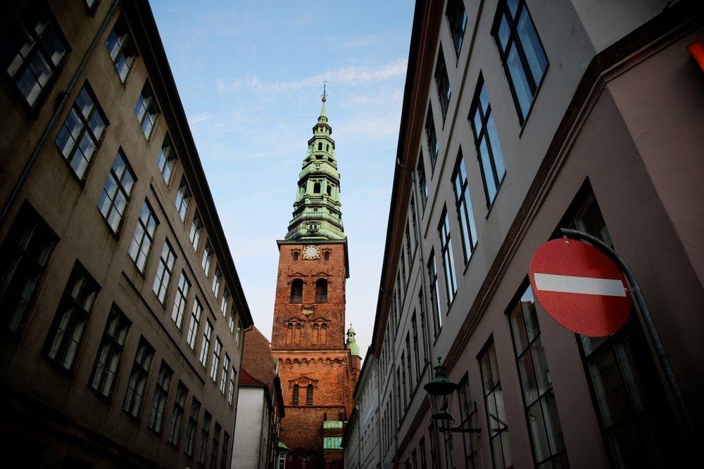 Lucie Loves Copenhagen street