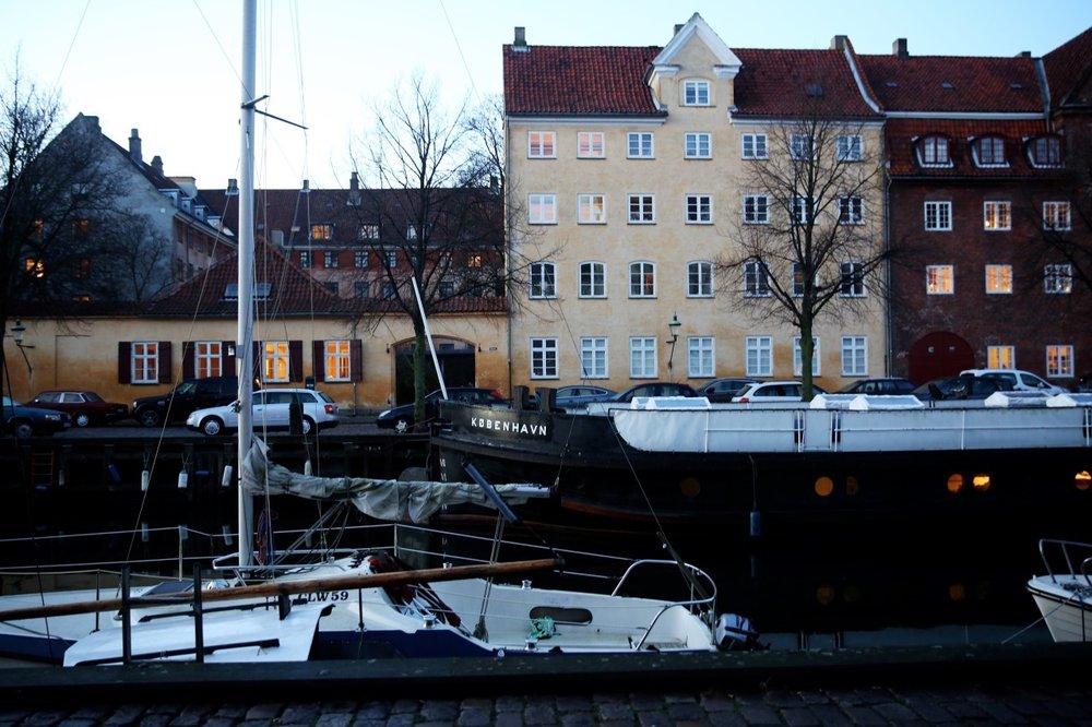 Lucie Loves Copenhagen canal