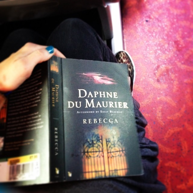 Revisiting a classic! #Rebecca by Daphne du Maurier has to be one of my all-time favourite #books!