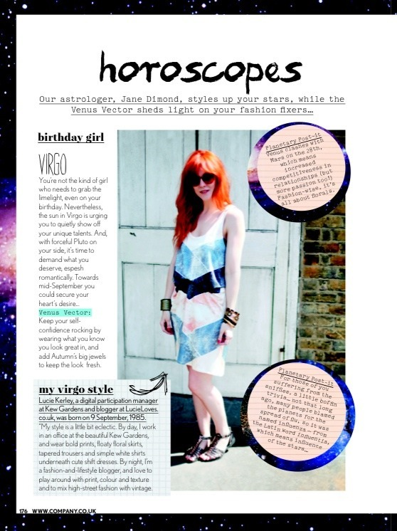 @CompanyMagazine Thanks for featuring #myvirgostyle. Love it! Wearing @_partimi_ @ybdfashion and @topshop.