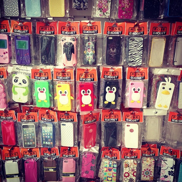 Crazy phone cases. Right up our street @_misswong.