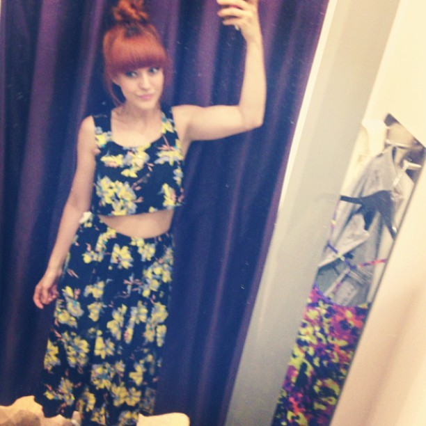 @topshop two-piece anyone?