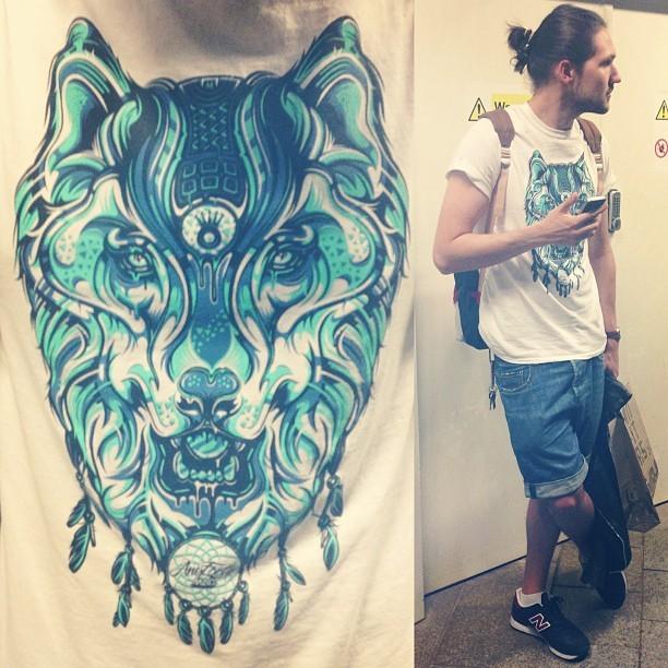 Nice tshirt maaaaaan! @jmgcreative @AnyForty.