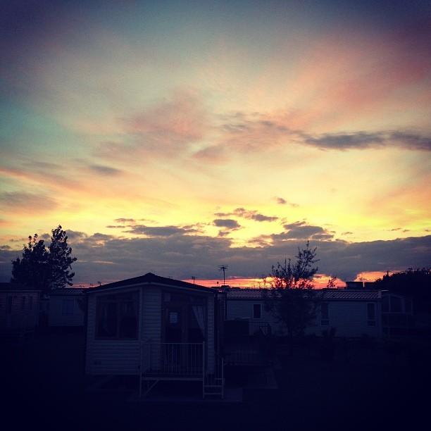 A holiday sky. #bestoftheday