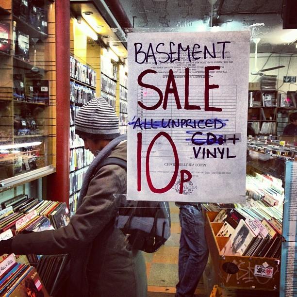 Music & Video Exchange. #berwickst #london #vinyl #music #records #dj #sale