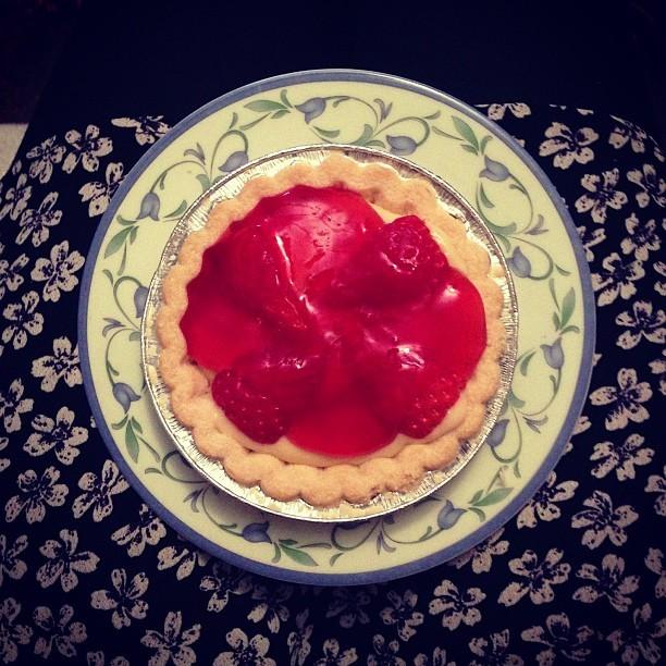 Strawberry tart anyone? #mmm