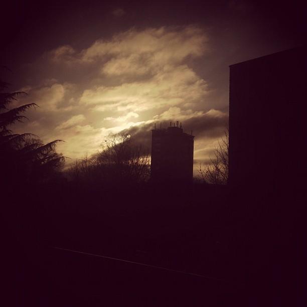 @mrchrisdesouza 'tis lovely. #Winter #sun #sky #photo #london