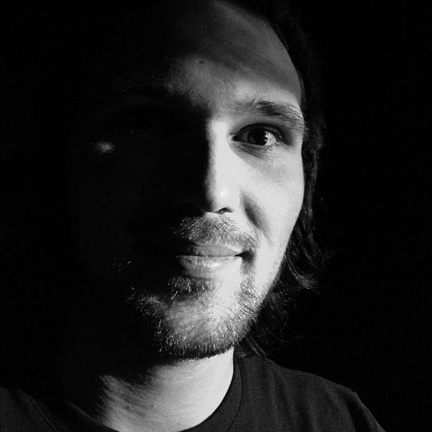 My sexy man @jmgcreative #gig #light #boy #fit #eyes #beard #boyfriend #bestoftheday