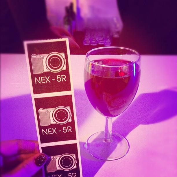 The #NEX5R bar vouchers are pretty cool! @sonyuk #sonyrealtimegallery #bricklane #london #photography #exhibition #Documentary #whatson #bestoftheday