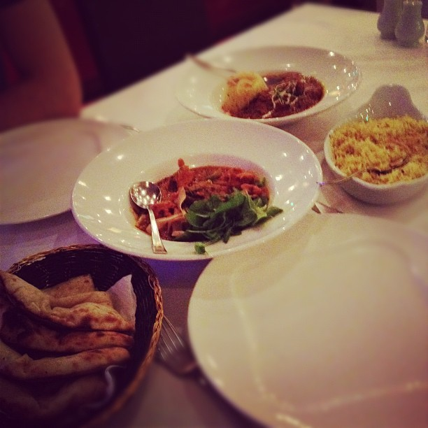 NOM NOM NOM! Curry time  @ #indianzest #marketharborough #curry #food #meal #review #restaurant  (Taken with  Instagram )