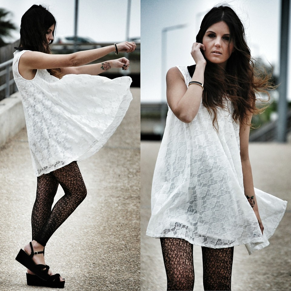 Lace in white  (by  Laura Vfmw )