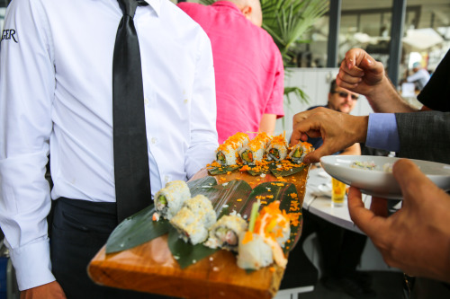 Stonic sushi -
