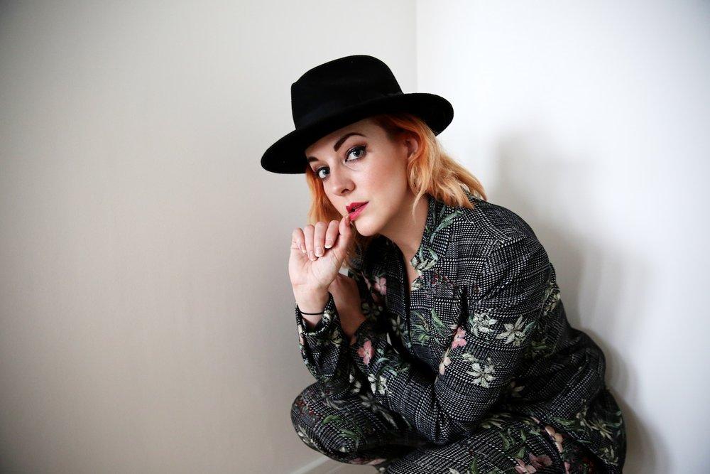 Lucie Loves Fashion Zara Tweed Suit