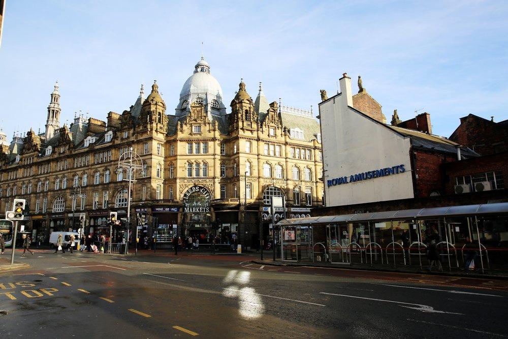 Lucie Loves Leeds Kirkgate Market