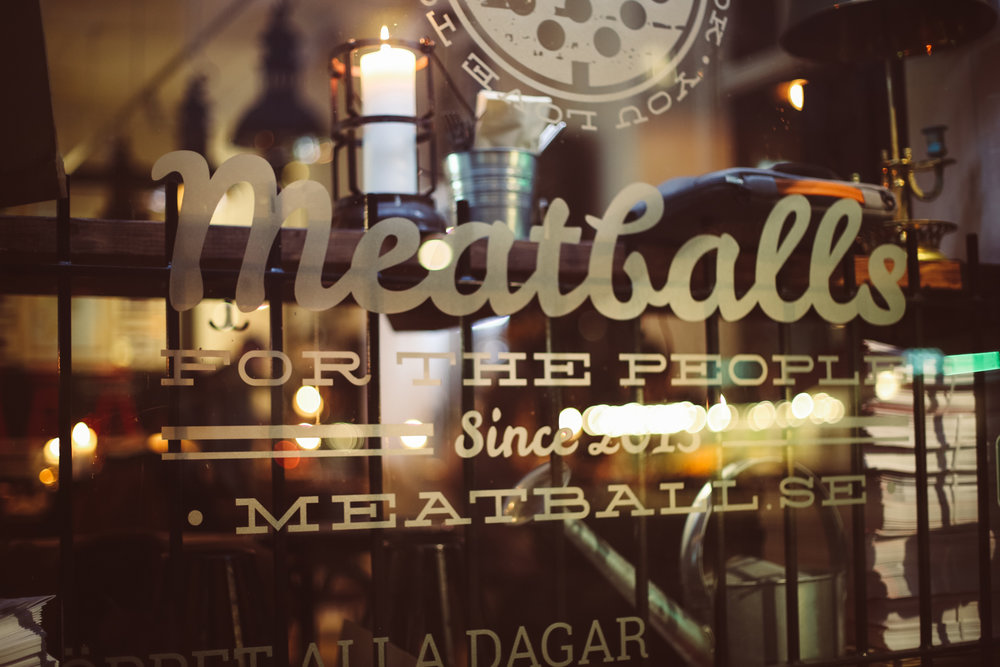 Meatballs for the People , Sodermalm