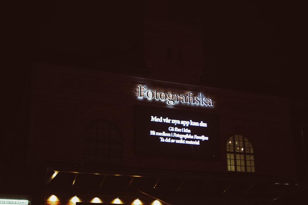 Fotografiska – Photography Museum, Stockholm