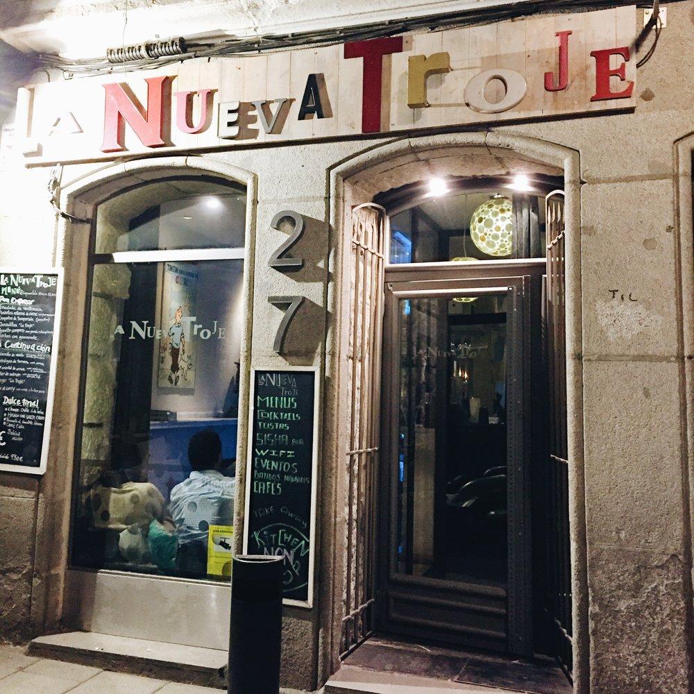 La Nueva Troje, Cheuca, Madrid