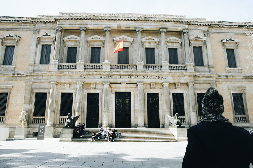 Museo Arqueologico Nacional – Madrid's Museum of Archaeology