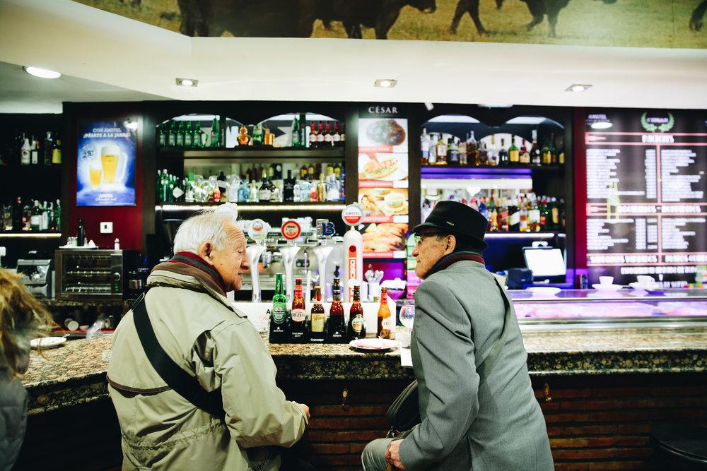 Lucie Loves Madrid La Ventas Tapas Bar