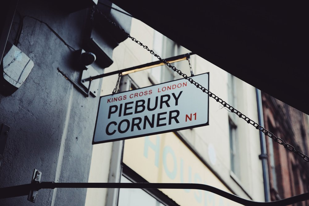 The Arsenal's Piebury Corner