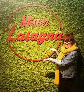 Mister Lasagne, Rupert St, Soho
