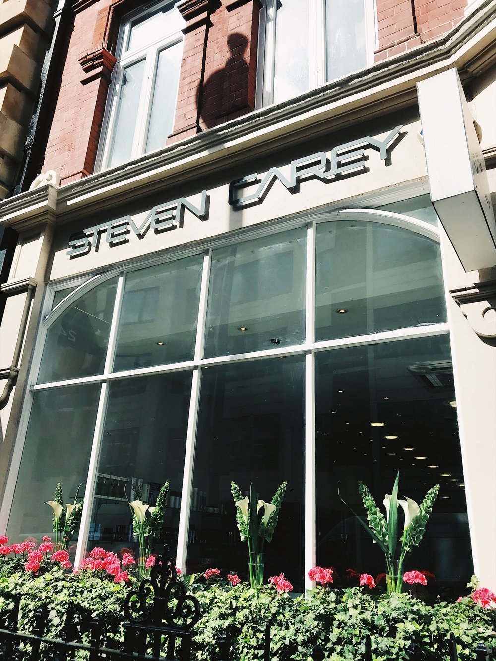Steven Carey Hair, Mayfair